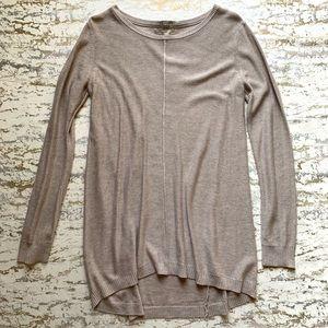 Joan Vass Cashmere Blend Sweater NWT